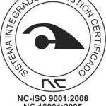 NC ISO 9001:2015 regulations.