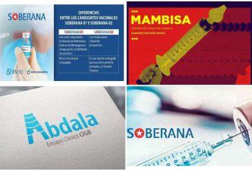 Cuban vaccines against covid-19