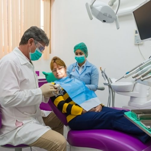 Consulta de Prótesis Estomatológica